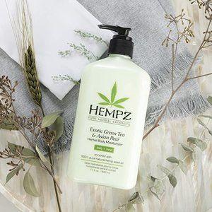 Hempz Green Tea & Asian Pear Herbal Moisturizer